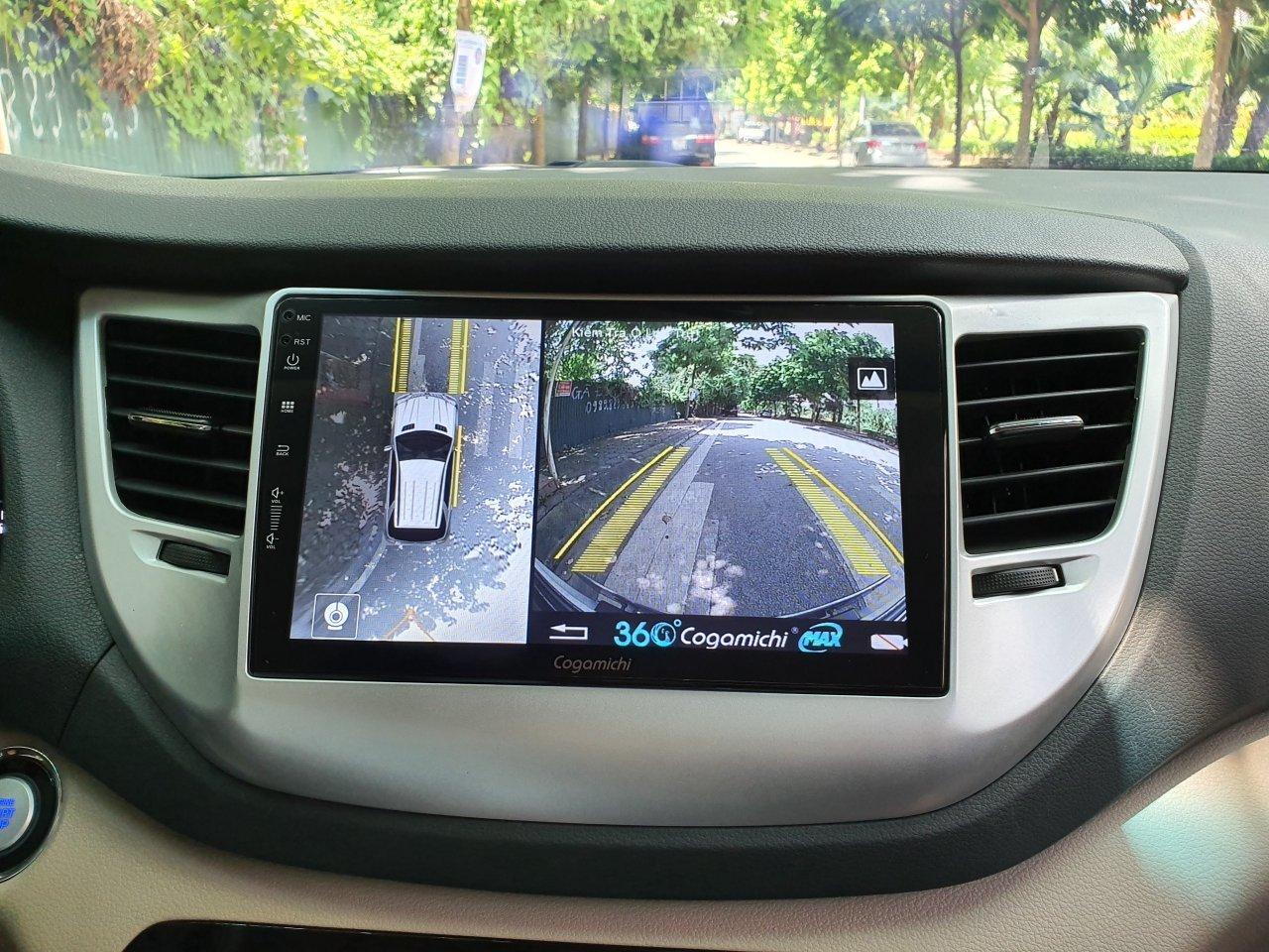 Hệ thống camera hỗ trợ quan sát - công nghệ ô tô