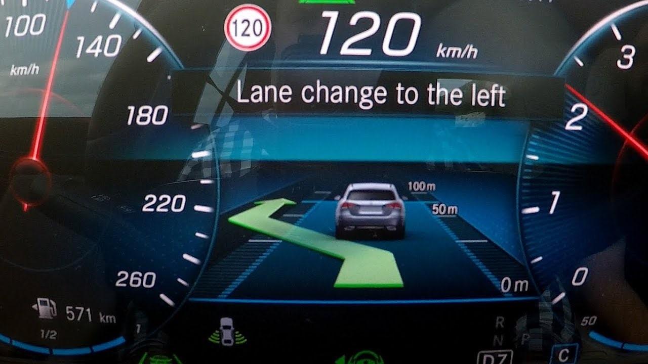 Hệ thống hỗ trợ người lái nâng cao