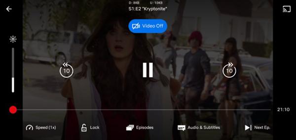 Cách bật chế độ nghe âm thanh trên Netflix