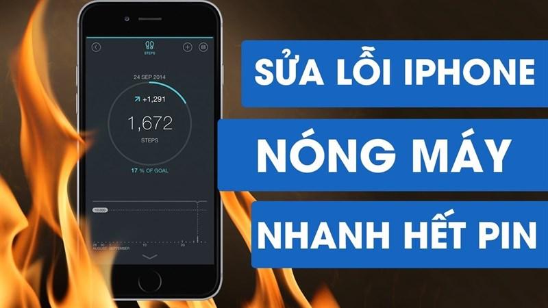 Iphone nhanh hao pin