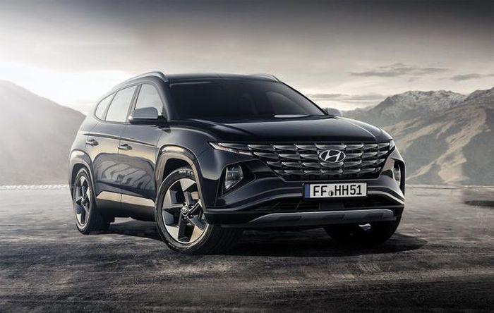 Hyundai Tucson 2021 là mẫu xe đang hot