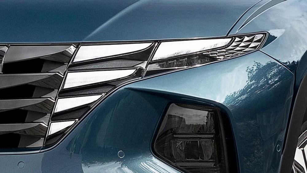 Ngoại thất xe Hyundai Tucson 2021