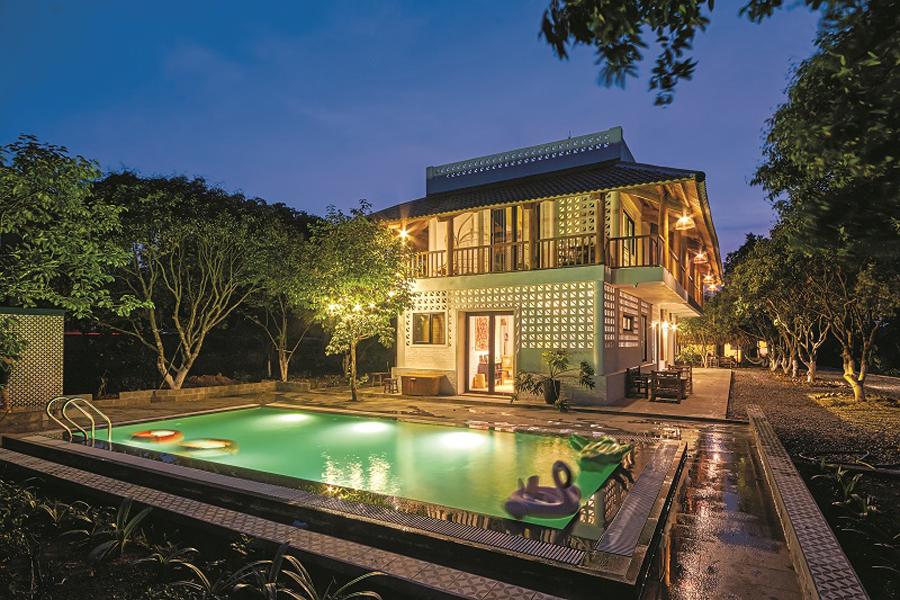 kiến trúc của một căn nhà đẹp