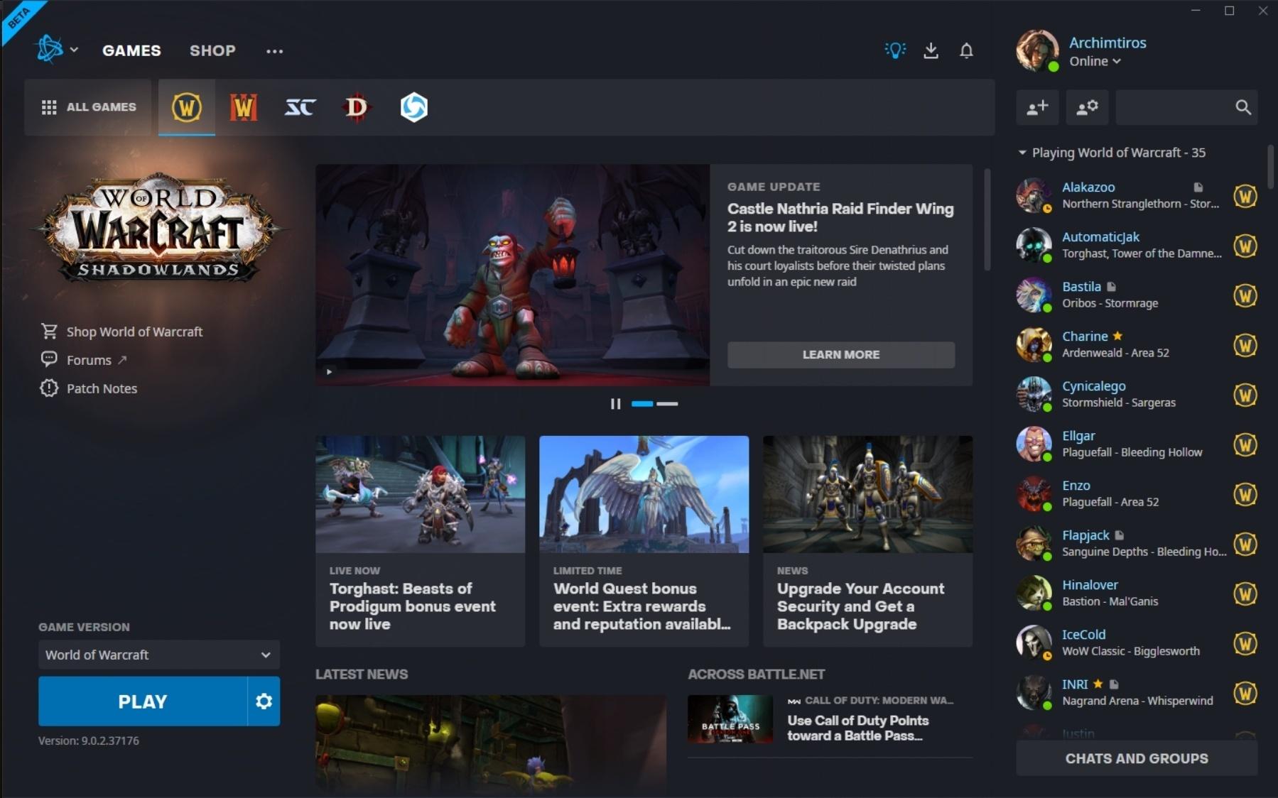Battle.net 2.0 sắp được trình làng với loạt tính năng đột phá 1
