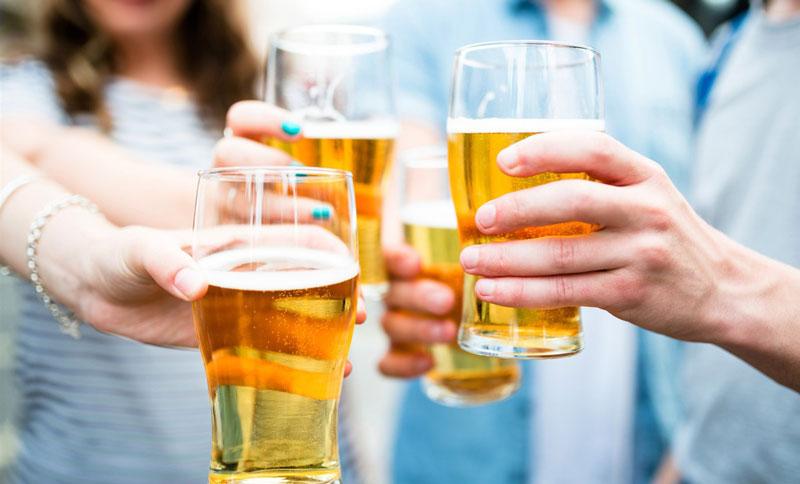 Nguyên nhân gây gan nhiễm mỡ có thể là rượu bia