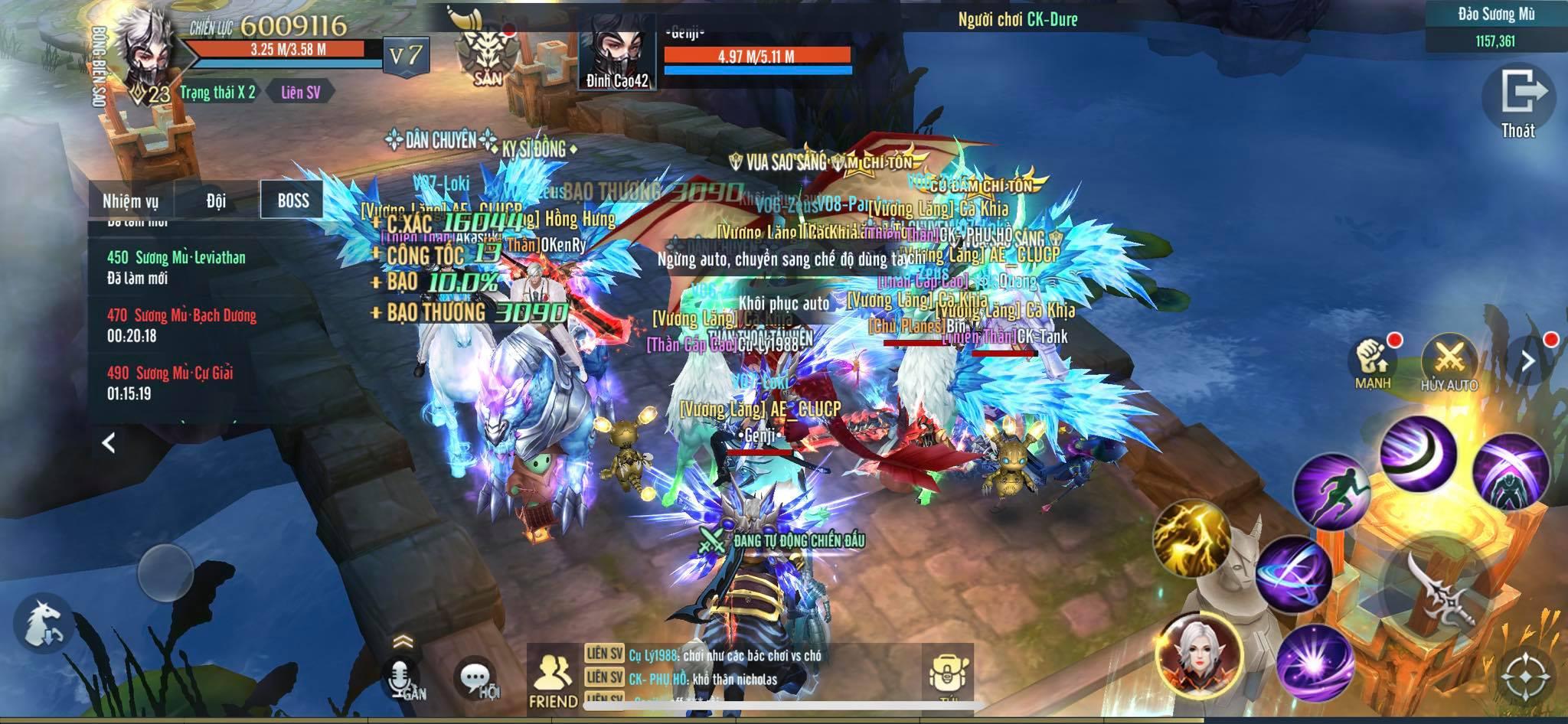Một tựa game nhập vai bom tấn mang tên Vương Thần Mobile sắp ra mắt 1