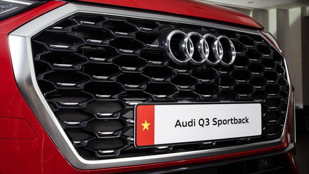 Q3 Sportback 2021 là phiên bản mới