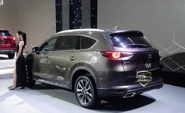 xe Mzda CX8 2021 là mẫu xe hot trong làng SUV