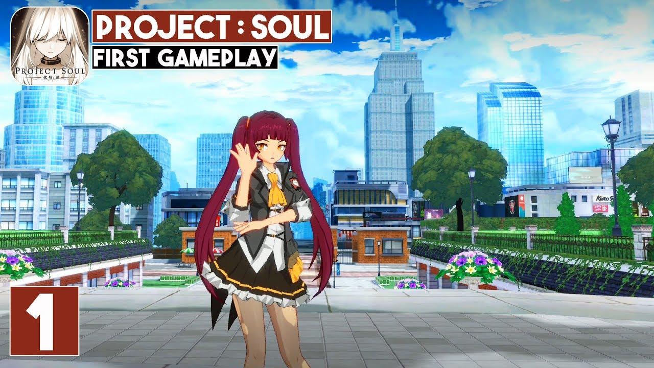 Ra mắt các game thủ một siêu phẩm Soul Worker Academia Mobile 2