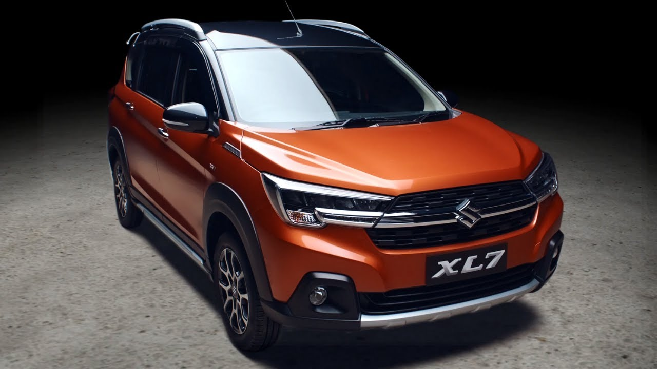 Suzuki XL7 2021 là mẫu xe đang hot