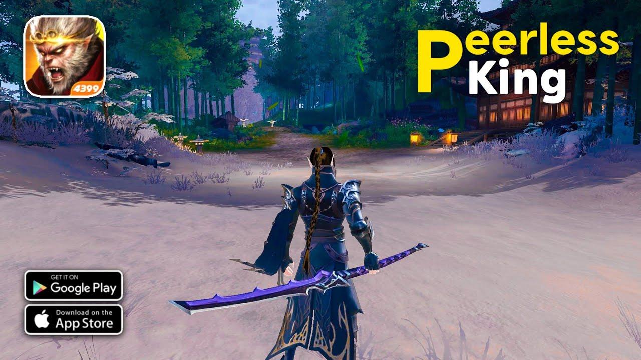Tín đồ Peerless King Mobile háo hức đón chờ ngày mở cửa thần giới 1