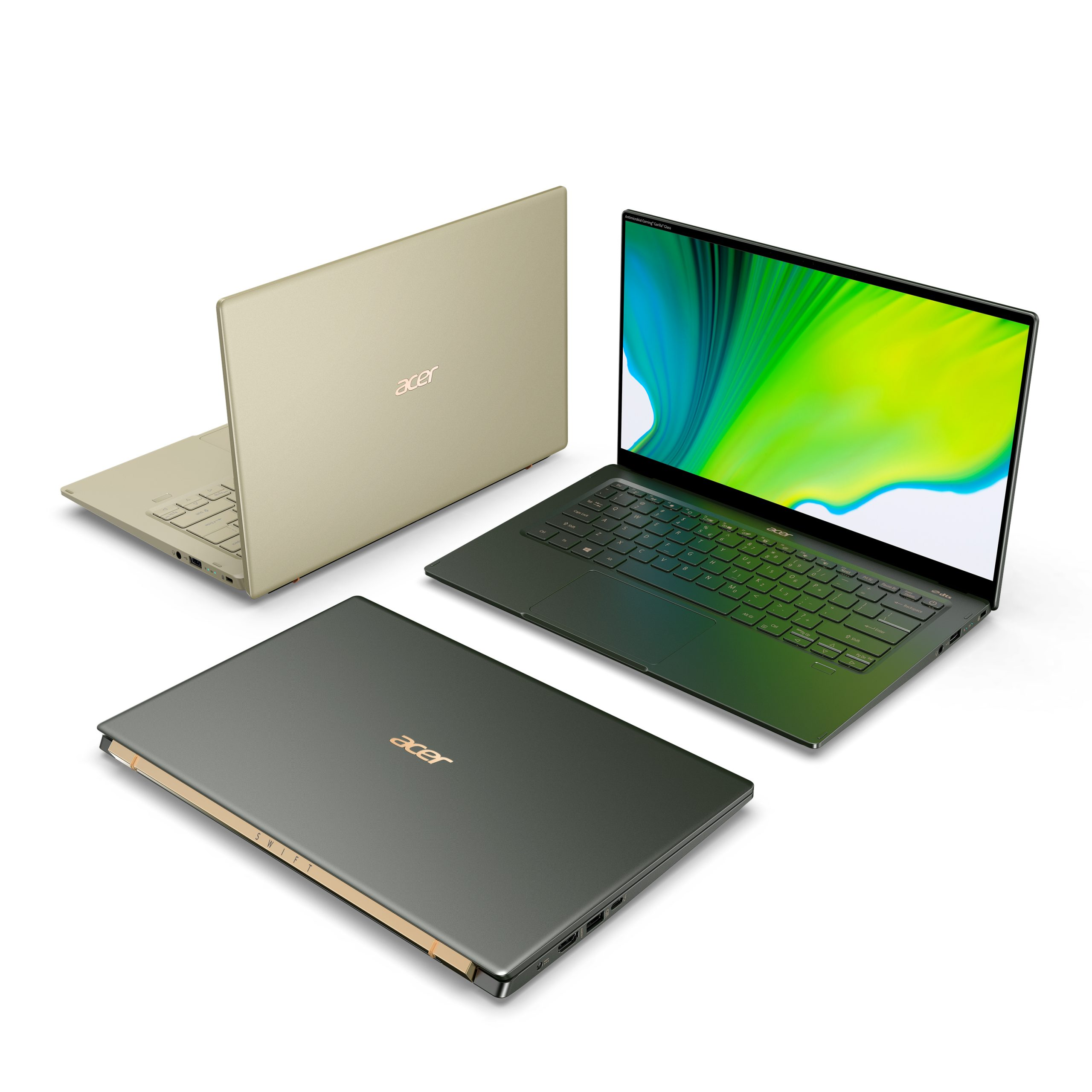 Cảm nhận Acer Swift 5 SF514 mỏng nhẹ tựa sương mai